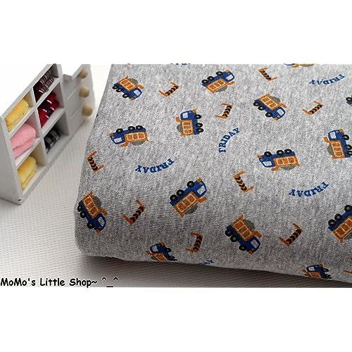 e812890b46d Quality Nursery/Children's/Babies' 100% Cotton Interlock Jersey Knit Fabric  (1