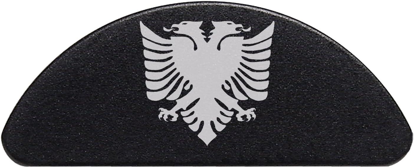 NDZ Performance Double Headed Eagle Engraved Gr Crest 2 Elegant Aluminum Overseas parallel import regular item