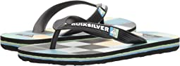 Quiksilver Kids - Molokai Resin Check (Toddler/Little Kid/Big Kid)