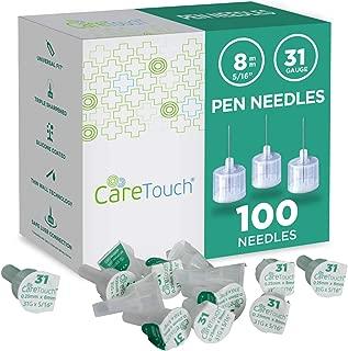 31 Gauge Insulin Needles