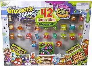 The Grossery Gang Super Gross Pack - 42 Pieces