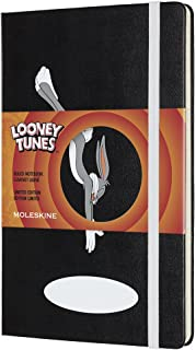 Moleskine Limited Edition Looney Tunes Notebook, Hard Cover, Large (5