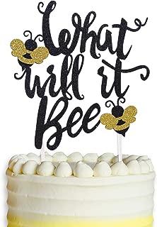 Best honey bee cake topper Reviews