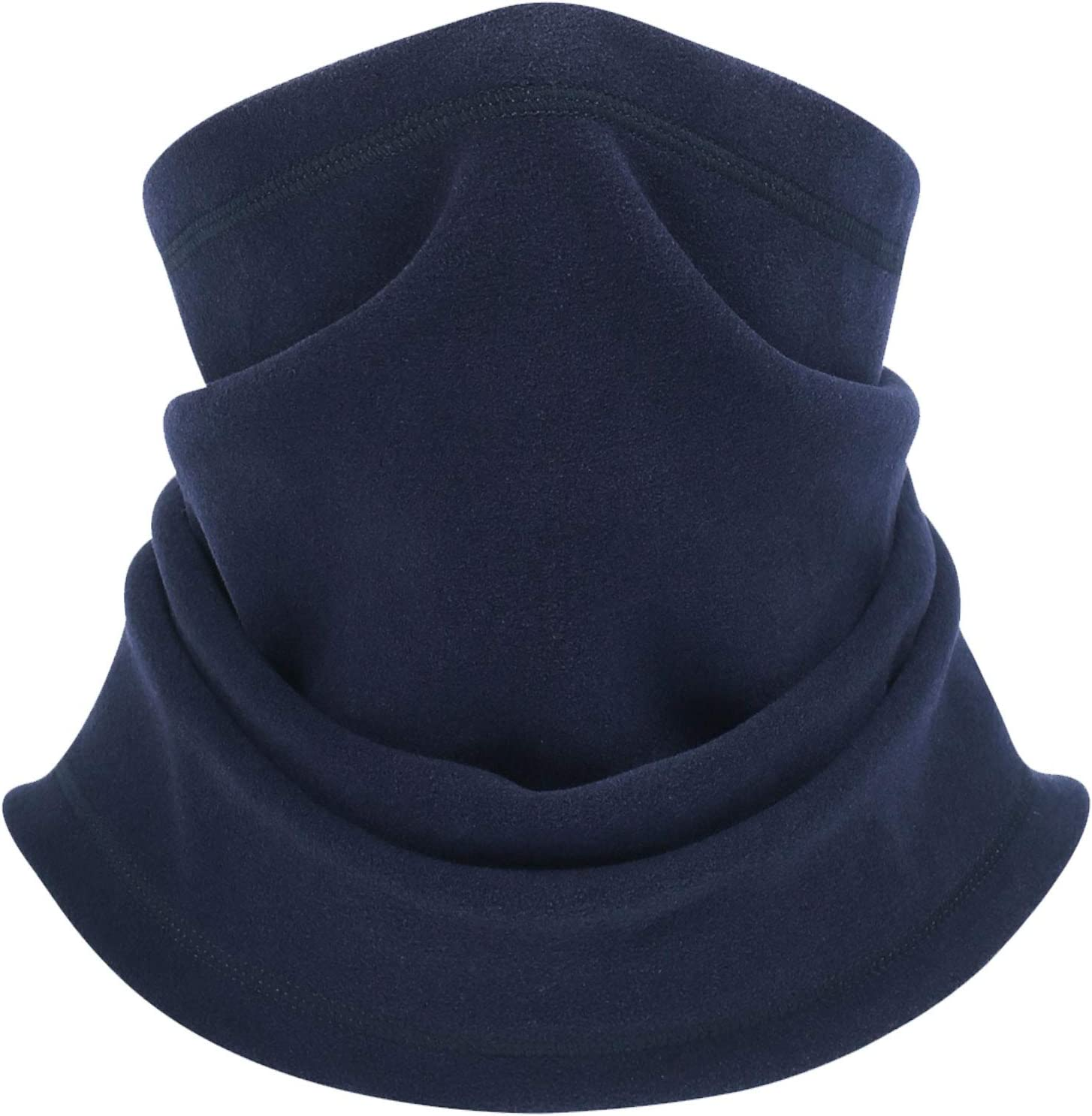 NTBOKW Neck Gaiter Scarf Face Mask Warmer for Winter Cold Weather Windproof Mask Men Women