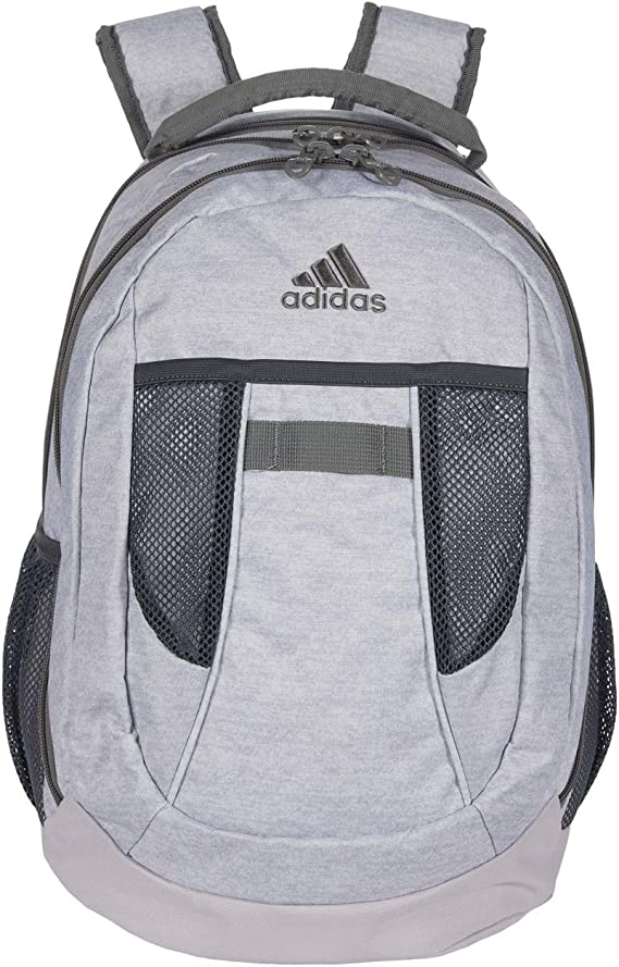 adidas Finley 3-Stripes Backpack Jersey White/Onix ... - Amazon.com