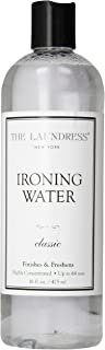 The Laundress - Ironing Water, Classic, Finishes & Freshens, All Fabrics & Furnishings, 16 fl oz, 64 uses