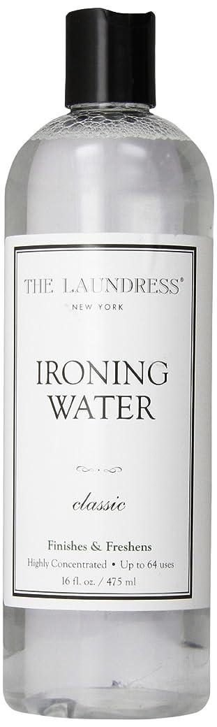 登録する履歴書オレンジTHE LAUNDRESS(ザ?ランドレス)  アイロンウォーター classicの香り 475ml