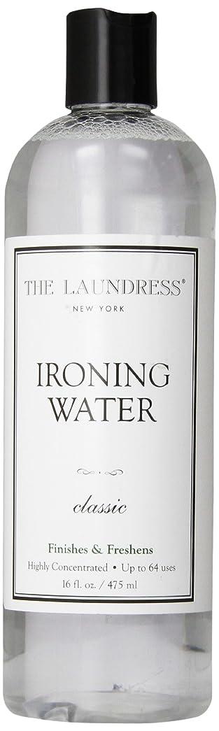区別葡萄ミルTHE LAUNDRESS(ザ?ランドレス)  アイロンウォーター classicの香り 475ml