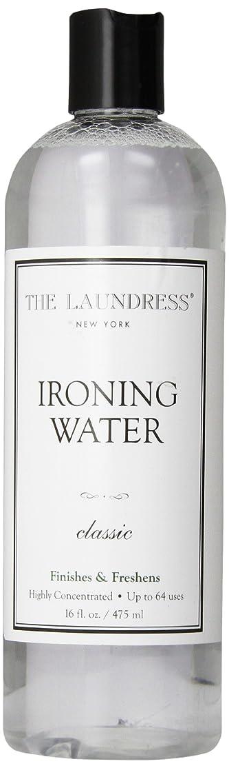 一時的お金収まるTHE LAUNDRESS(ザ?ランドレス)  アイロンウォーター classicの香り 475ml