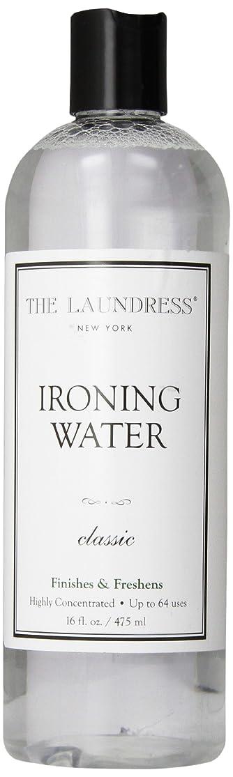核ピン設計THE LAUNDRESS(ザ?ランドレス)  アイロンウォーター classicの香り 475ml