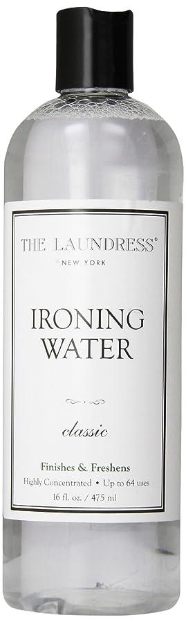 パトロール高架くびれたTHE LAUNDRESS(ザ?ランドレス)  アイロンウォーター classicの香り 475ml