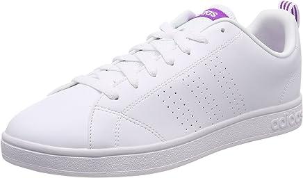 2d69182a54 Tênis Feminino VS Advantage Clean Branco Adidas - BB9616