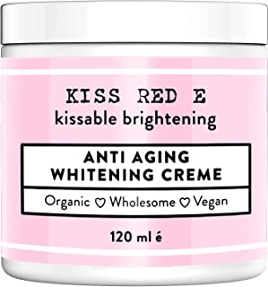Whitening Cream. Anti Aging Skin Lightening Cream - Dark Spot Corrector for Face - Day Night Moisturizing Cream