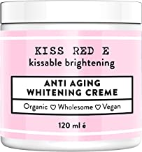 Whitening Cream. Anti Aging Skin Lightening Cream - Dark Spot Corrector for Face - Day Night Moisturizing Cream