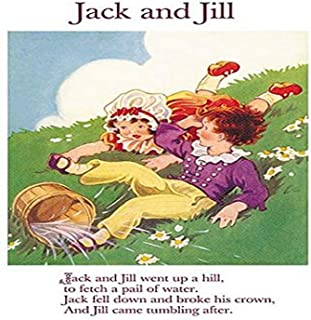 Buyenlarge 'Jack and Jill' Paper Poster, 20 by 30-Inch