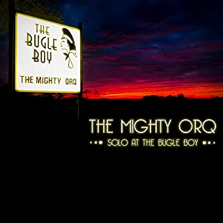 Solo at the Bugle Boy