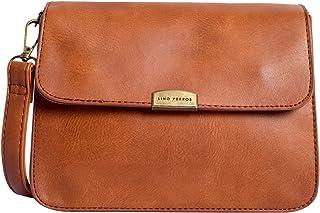 Lino Perros Leatherette Sling Bag