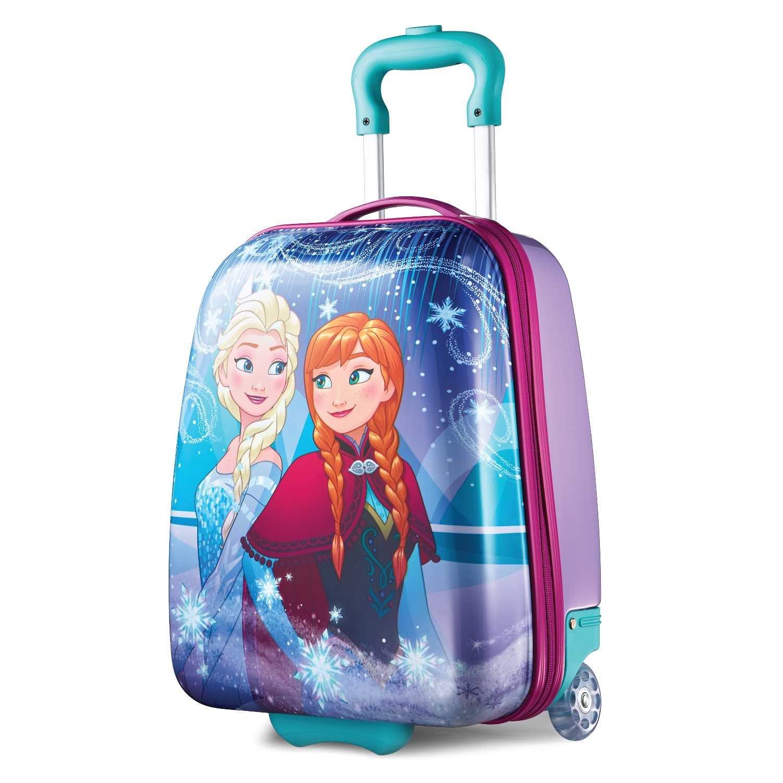 [アメリカンツーリスター] スーツケース 子供 女の子 ディズニー アナと雪の女王 18インチ 45cm 旅行 かばん