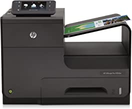 HP OfficeJet Pro X551dw Office Printer with Wireless Network Printing, Remote Fleet Management & Fast Printing, HP Instant Ink & Amazon Dash Replenishment Ready (CV037A)