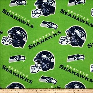 Best seahawks fleece fabric by the yard Reviews