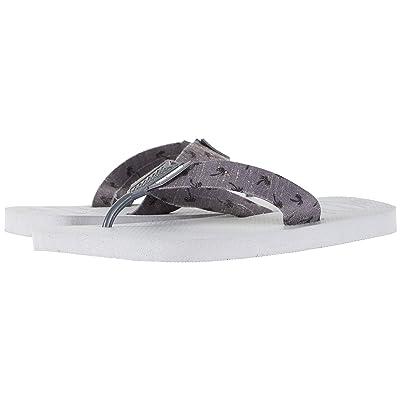 Havaianas Urban Series Flip Flops (Ice Grey/Steel Grey) Men