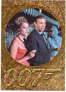 James Bond 50th Anniversary Series 2 From Russia With Love Movie Card #050