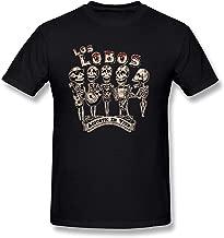 WunoD Men's Los Lobos Acoustic En Vivo T-Shirt