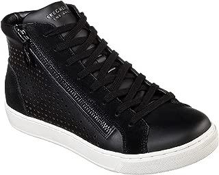 Street Prima Diamond Dot Womens High Top Sneakers