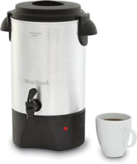 West Bend 30-Cup Coffeemaker (Discontinued by Manufacturer)