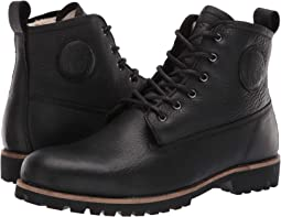 Lug Sole Sheepskin Boot