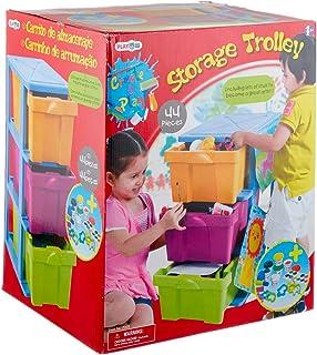 Play Go 7205 Storage Trolley Toy