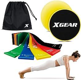 Best sliders for exercises