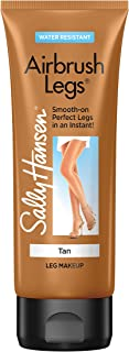 Sally Hansen Airbrush Legs Lotion, Tan Glow, 4 oz