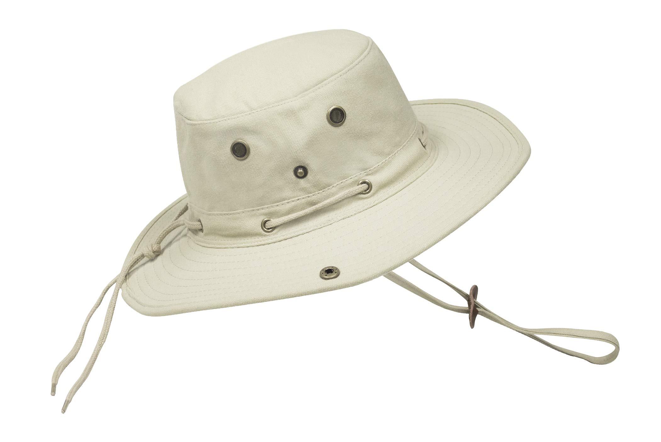Misty Mountain Bosun Hat Regular Brim Navy 2XL
