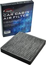 POTAUTO MAP 1065C (CF11809) Replacement Activated Carbon Car Cabin Air Filter for CADILLAC, Escalade, CHEVROLET, Silverado, Suburban, TAHOE, GMC, Sierra, Yukon(Upgraded with Active Carbon)