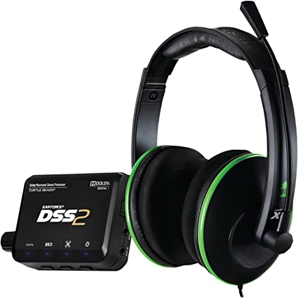 Headset Turtle Beach Ear Force Dxl1 Ps4 Xbox 360 Xbox One Mobiles
