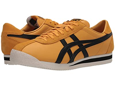 Onitsuka Tiger Tiger Corsair(r) (Tiger Yellow/Black) Classic Shoes