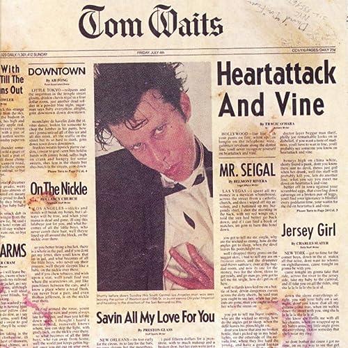 Heartattack And Vine (Remastered) de Tom Waits en Amazon Music - Amazon.es