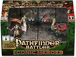 Wizkids CMG Pathfinder Battles Iconic Heroes Box Set 3