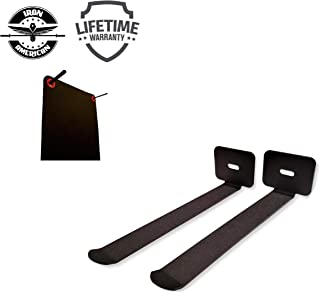 OMEGA Yoga Mat Rack System - (STEEL) Hangs 8+ Exercise...