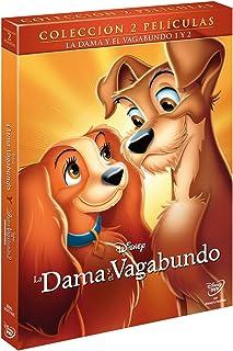 Duopack: La Dama y el Vagabundo 1+2 [DVD]