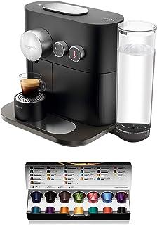 Krups Nespresso XN6008 ekspres do kapsułek Expert, system grzewczy Thermoblock, 19 barów, czarny