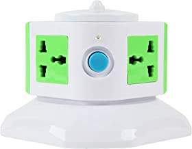 crony 1 floor Universal Vertical Extension Socket with 2 USB Ports
