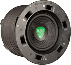 Beale Street Audio ICS6-MB | In-Wall, In-Ceiling Subwoofer | Kevlar Driver