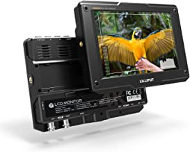 """LILLIPUT H7S 7"""" 4K Sunlight Readable 1800nit On-Camera Monitor 1920x1200 HDMI 3G-SDI Input Output with 3D Lut"""