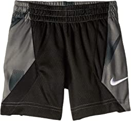 Nike Kids All Over Print Avalanche Shorts (Toddler)