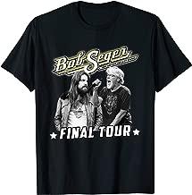 Funny Bob tshirt Seger Love Final Tour 2019 Country Musician T-Shirt