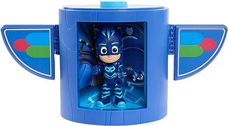 PJ Masks 24711 Bandai - Playset Transformación - Gatuno : PJ ...