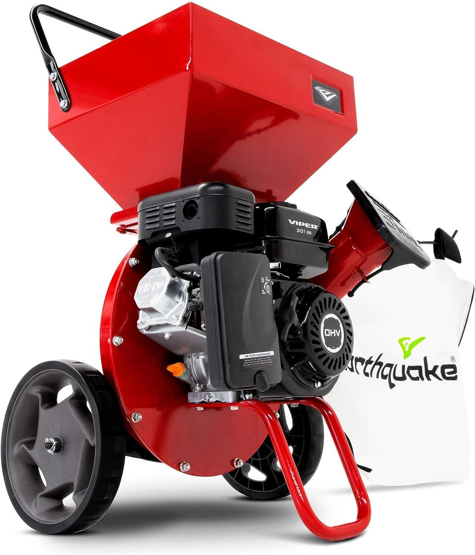 EARTHQUAKE Chipper Shredder K33 33964 Heavy 301cc Brand New Shipping Free Shipping new Duty 4 Cycle