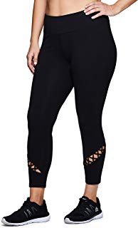 RBX Active Women's Plus Size Stretch Workout Gym Yoga Leggings